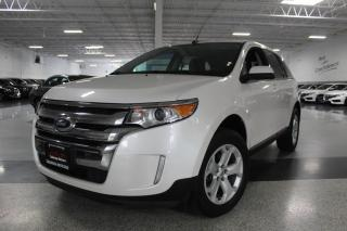 Used 2014 Ford Edge SEL I NO ACCIDENTS I NAVIGATION I REAR CAM I BIG SCREEN I BT for sale in Mississauga, ON