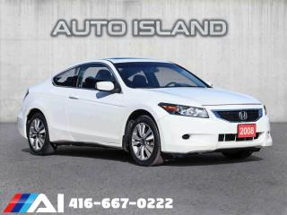 Used 2008 Honda Accord Coupe 2dr I4 Auto EX-L for sale in North York, ON