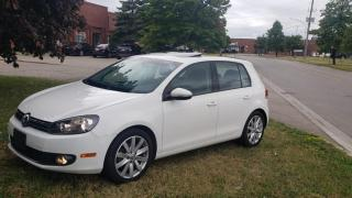Used 2013 Volkswagen Golf 5dr HB Auto for sale in Brampton, ON