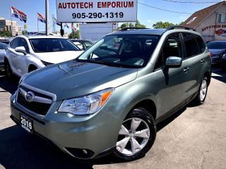 Used 2016 Subaru Forester Touring Camera/Power Hatch/Sunroof* for sale in Mississauga, ON