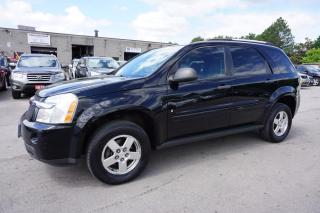 Used 2009 Chevrolet Equinox LS V6 CERTIFIED 2YR WARRANTY *1 OWNER*FREE ACCIDENT* ALLOYS AUX TRAILER HITCH for sale in Milton, ON