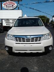 Used 2013 Subaru Forester Limited for sale in Windsor, ON