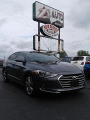 Used 2017 Hyundai Elantra Limited for sale in Windsor, ON