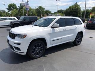 Used 2019 Jeep Grand Cherokee High Altitude for sale in Windsor, ON