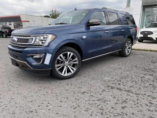 New 2020 Ford Expedition King Ranch Max for sale in Kingston, ON