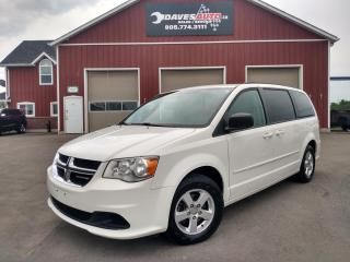 Used 2012 Dodge Grand Caravan C SXT 4dr WGN PWR Lift-gate for sale in Dunnville, ON