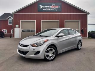 Used 2013 Hyundai Elantra GL for sale in Dunnville, ON