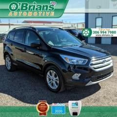 Used 2018 Ford Escape SE - Accident Free w/4WD, Command Start, Heated Seats, Backup Camera for sale in Saskatoon, SK