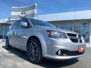 Used 2016 Dodge Grand Caravan R/T LEATHER NAVI DVD ENT REAR CAMERA 59KM for sale in Langley, BC