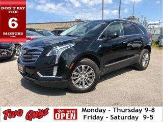 Used 2018 Cadillac XT5 Luxury | AWD | Nav | Panoroof | Pwr Liftgate | for sale in St Catharines, ON