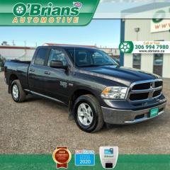 Used 2019 RAM 1500 Classic SLT - Accident Free w/Mfg Warranty, 4c4, Backup Camera for sale in Saskatoon, SK