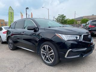 Used 2017 Acura MDX Navigation Package for sale in Scarborough, ON