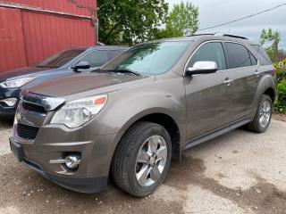 Used 2012 Chevrolet Equinox LTZ AWD for sale in Scarborough, ON