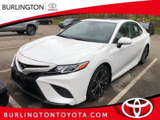 New 2020 Toyota Camry SE Auto AWD for sale in Burlington, ON