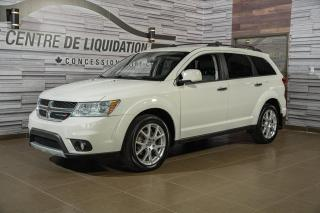 Used 2017 Dodge Journey GT+AWD+CUIR+GPS+MAGS for sale in Laval, QC
