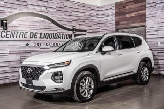 Used 2019 Hyundai Santa Fe ESSENTIAL AWD+APPLE CAR PLAY+ANDROID AUTO for sale in Laval, QC