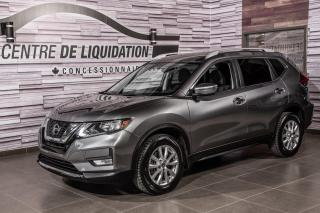 Used 2018 Nissan Rogue SV AWD+GR. ÉLECT+A/C+BLUETOOTH for sale in Laval, QC