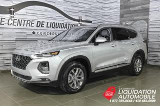 Used 2019 Hyundai Santa Fe Essential AWD+MAGS+A/C+CAM/REC for sale in Laval, QC