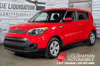 Used 2019 Kia Soul LX+CAMERA DE RECUL+GR ELECTRIQUE+AIR CLIM for sale in Laval, QC