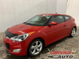 Used 2014 Hyundai Veloster Caméra de recul Sièges Chauffants Mags *Excellente condition* for sale in Trois-Rivières, QC