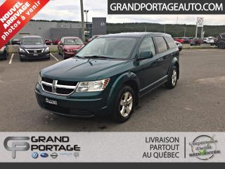 Used 2009 Dodge Journey Traction avant 4 portes, SXT for sale in Rivière-Du-Loup, QC