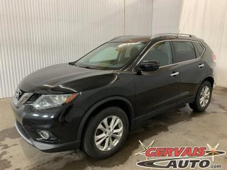 Used 2016 Nissan Rogue SV AWD Mags caméra A/C Bluetooth for sale in Trois-Rivières, QC