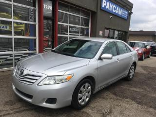 Used 2011 Toyota Camry LE for sale in Kitchener, ON