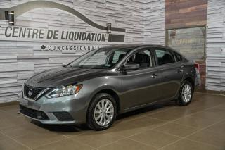 Used 2018 Nissan Sentra SV TOIT+MAGS CAMERA for sale in Laval, QC