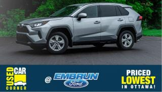 Used 2019 Toyota RAV4 LE for sale in Embrun, ON