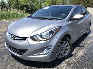 Used 2015 Hyundai Elantra SE 2WD for sale in Cayuga, ON