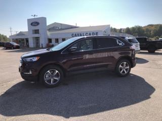 New 2020 Ford Edge SEL for sale in Bracebridge, ON