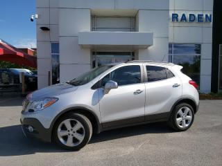 Used 2016 Buick Encore Premium for sale in Kingston, ON
