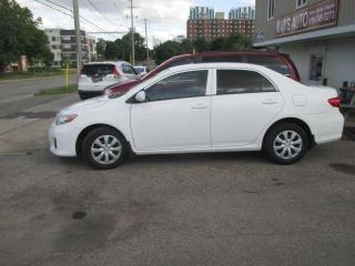 Used 2011 Toyota Corolla CE for sale in Waterloo, ON