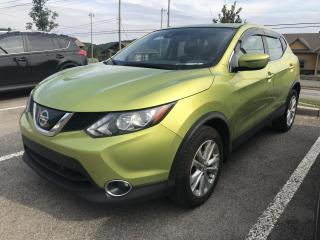 Used 2019 Nissan Qashqai SV TI CVT for sale in Val-David, QC