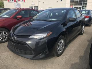 Used 2017 Toyota Corolla LE berline 4 portes CVT for sale in Val-David, QC