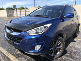 Used 2014 Hyundai Tucson GLS 2WD for sale in Cayuga, ON