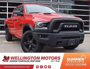 New 2020 RAM 1500 Classic Warlock for sale in Guelph, ON