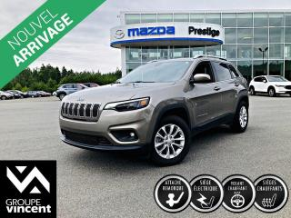 Used 2019 Jeep Cherokee NORTH 4X4 ** GARANTIE 10 ANS ** Partez à l'aventure! for sale in Shawinigan, QC