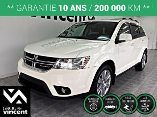 Used 2013 Dodge Journey CREW ** GARANTIE 10 ANS ** Bien équipé! for sale in Shawinigan, QC
