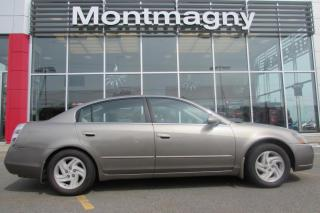 Used 2006 Nissan Altima Berline 4 portes I4, boîte automatique, for sale in Montmagny, QC