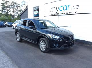 Used 2016 Mazda CX-5 GS SUNROOF, HEATED SEATS, BACKUP CAM, ALLOYS!! for sale in Richmond, ON