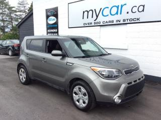 Used 2015 Kia Soul LX ALLOYS, POWERGROUP!! for sale in Richmond, ON