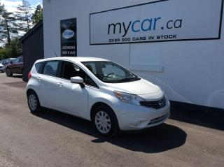 Used 2015 Nissan Versa Note 1.6 SV BACKUP CAM, POWERGROUP, GREAT BUY!! for sale in Richmond, ON