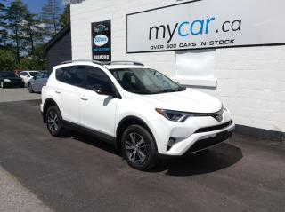 Used 2017 Toyota RAV4 XLE SUNROOF, ALLOYS, HEATED SEATS, BACKUP CAM!! for sale in Richmond, ON