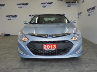 Used 2013 Hyundai Sonata Hybrid LIMITED | HYBRID | LEATHER | ROOF | NAV | ONLY 46K for sale in Brantford, ON