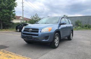 Used 2009 Toyota RAV4 BASE for sale in Ottawa, ON