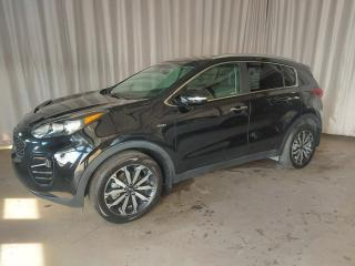 Used 2019 Kia Sportage EX CUIR Traction Intégrale ( AWD,4WD,4X4 for sale in Sherbrooke, QC