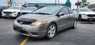Used 2006 Honda Civic COUPE Auto|1 OWNER for sale in Scarborough, ON