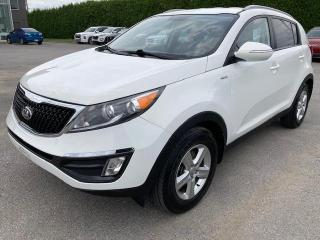 Used 2016 Kia Sportage LX 4 portes awd for sale in Joliette, QC