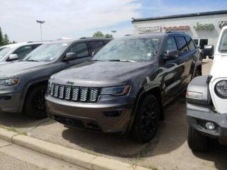New 2020 Jeep Grand Cherokee ALTITUDE 4X4 for sale in Medicine Hat, AB